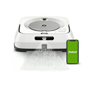 ブラ-バジエツトM6 iRobot 床拭きロボット アイロボット ブラーバ ジェット Braava jet m6 (m613860) [ブラバジエツトM6]