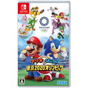 【Nintendo Switch】マリオ&ソニック AT 東京2020オリンピック(TM) セガゲームス [HAC-P-ARQPA NSW マリオ&ソニック トウキョウ2020オリンピック]