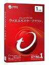 ウイルスバスター クラウド【1年版 3台利用可能】DVD-ROM版 トレンドマイクロ ※パッケージ版