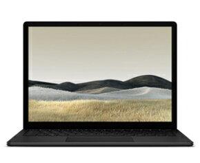 V4C-00039 マイクロソフト 13.5インチ Surface Laptop 3 - ブラック [第10世代インテル Core i5 / メモリ 8GB / ストレージ 256GB]Microsoft Office 2019搭載