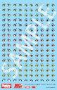 フレームアームズ・ガール 瞳デカールセット011 ゼルフィカール用【FA011D】 ホビージャパン