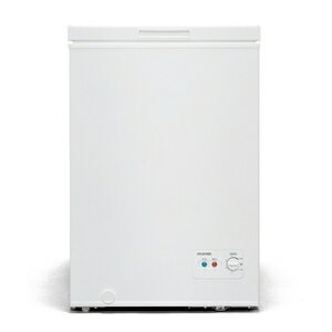 上開き式冷凍庫 100LICSD-10A-W