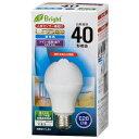 LDA5D-H R21 オーム LED電球 一般電球形 640lm(昼光色相当) OHM E-Bright