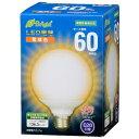 LDG6L-G AG23 オーム LED電球 ボール電球形 720lm(電球色相当) OHM [LDG6LGAG23]