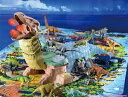 アニア 合体!恐竜探検島 タカラトミー
