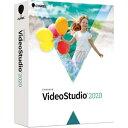 VideoStudio 2020 コーレル ※パッケージ版