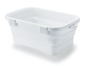 イセトウ 折りたたみ洗い桶 キッチンソフトタブ 6.6L