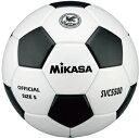 SVC5500WBK ミカサ サッカーボール 5号球(ホワイト/ブラック) MIKASA