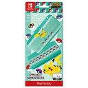 【Switch Lite】ポケットモンスター スリムハードケース for Nintendo Switch Lite キーズファクトリー CSH-102-1 ポケモン スリムハードケース Switch Lite