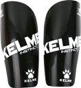 TTS-K15S948-003-M KELME(ケレメ) サッカー・フットサル用 シンガード ハードタイプ(ブラック・サイズ:M) ユニセックス LEG GUARD