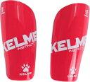 TTS-K15S948-610-M KELME(ケレメ) サッカー・フットサル用 シンガード ハードタイプ(レッド・サイズ:M) ユニセックス LEG GUARD