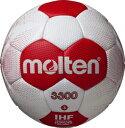 MT-H3X3300S0J モルテン ハンドボール 3号球(人工皮革) Molten ヌエバX3300 IHFスペシャルエディション(レッド×ホワイト)