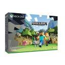 Xbox One S 500GB(Minecraft 同梱版) 【税込】 マイクロソフト [ZQ9-00068]【返品種別B】【送料無料】