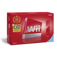 Wii本体,スーパーマリオ25周年仕様,クリスマスプレゼント,