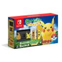 Nintendo Switch ポケットモンスター Let's Go! ピカチュウセット(モンスターボール Plus付き) 任天堂 [HAC-S-KFAGA NSW ポケモンピカチュウセット]【送料無料】