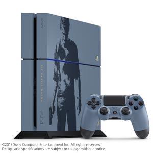 【特典付】PlayStation 4 アンチャーテッド リミテッドエディション【お一人様一台限り】 【税込】 ソニー・コンピュータエンタテインメント [CUHJ-10011]【返品種別B】【RCP】【送料無料】