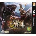 【3DS】モンスターハンター4 【税込】 カプコン [CTR-P-AH4J]【返品種別B】【RCP】【送料無料】