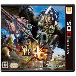 【3DS】モンスターハンター4G 【税込】 カプコン [CTR-P-BFGJ]【返品種別B】【送料無料】【RCP】