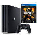 PlayStation 4 Pro ジェット・ブラック 1TB ソニー・インタラクティブエンタテインメント [CUH-7200BB01 PS4Proブラック1TB]【送料無料】