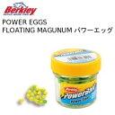 Berkley バークレイ POWER EGGS FLOATING MAGUNUM パワーエッグ