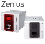 Evolis制造(eborisu)卡打印机【Zenius/zeniasu】[一面印刷·单色/颜色对应]职员证/学生证/会员卡/入退室卡/RFID卡/ID卡【交期约2周】[Evolis社製(エボリス)カードプリンタ【Zenius/ゼニアス】[片面印刷・モノクロ/カラ