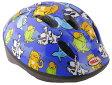 BELL ZOOM ズーム レッド ブルーアニマル[48-54/52-56cm]/ ベル 自転車 子供用ヘルメット