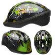 【送料無料&ポイント10倍★16日10時まで】BELL ZOOM2 ズーム2 ブラックホットロッドスカンク ヘルメット/ ベル 自転車 子供用ヘルメット