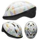 BELL ZOOM2 ズーム2 ホワイトハーツ ヘルメット/ ベル 自転車 子供用ヘルメット【PT_UP】