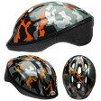 【送料無料&ポイント10倍★16日10時まで】BELL ZOOM2 ズーム2 オレンジカモ ヘルメット/ ベル 自転車 子供用ヘルメット
