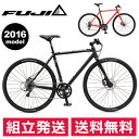 FUJI TREAD F 2016年/ フジ スポーツバイク シクロクロス【送料無料】
