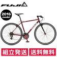 FUJI PALETTE Burgundy 2016年/ フジ スポーツバイク クロスバイク【送料無料】