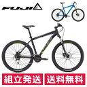 FUJI NEVADA 27.5 1.7D ネバダ 27.5x 2.2 2017年/フジ スポーツバイク マウンテンバイク【送料無料】