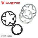 sugino PE110S チェーンリング アウター (50T〜44T)/ スギノ 自転車パーツ