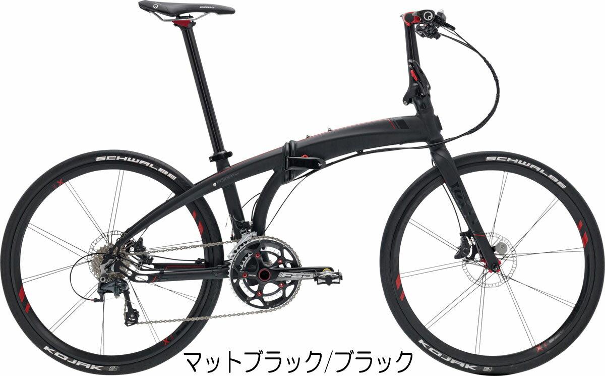 【2017年モデル】【送料無料】ternEclipse X22(イクリプス X22)マットブラック/ブラック