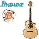 アイバニーズ エレアコ Ibanez AEW23ZW NT アコギ AEW23-ZW エレクトリックアコースティックギター ナチュラル