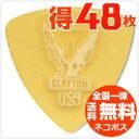 ピック クレイトン CLAYTON URT72 ULTEM TORTOISE GuitarPick 【0.72mm】ウルテム トライアングル【48枚販売】