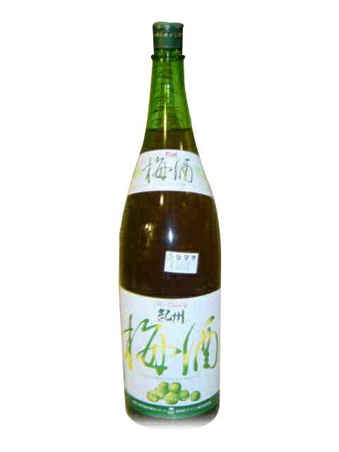 和歌山・長久・中野酒造の紀州梅酒・1.8L