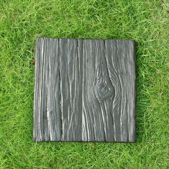 ウッドスクエア敷石(FRP素材) 敷石 枕木 擬石 FRP エクステリア ガーデニング...:jjpro:10000309