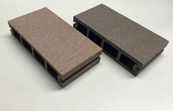 代引き不可人工木ウッドデッキJJ-WOODIIカットサンプルお一人様1個限り/ウッドデッキ材料樹脂ウ