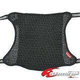 [L] ���ߥ� AK-109 3D������å��奷���ȥ��С�2L���������å� KOMINE 09-109 3D Mesh Seat Cover 2L ANTI-SLIP