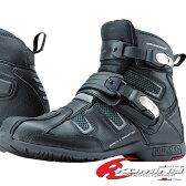 コミネ BK-083 ウォータープルーフアクティブライディングブーツ (トゥースライダー無し) KOMINE 05-083 WP Active Riding Boots (without toe slider)