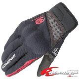 コミネ GK-163 3D プロテクトメッシュグローブ KOMINE 06-163 3D Protect M-Gloves スマホ対応グローブ