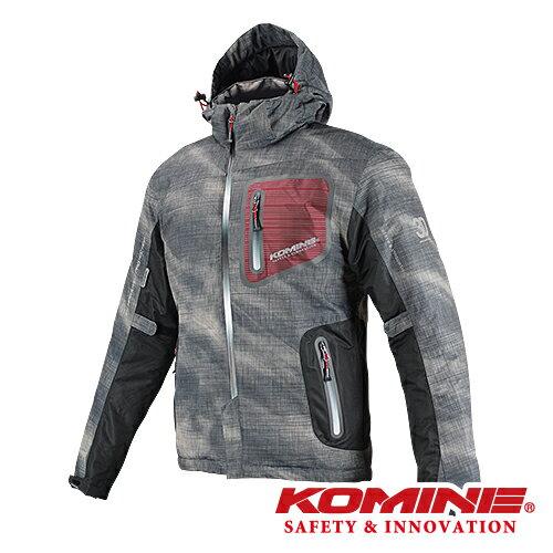JK-576 コミネ プロテクトウインターパーカ-バルカ KOMINE 07-576 バイクジャケット