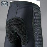 ����240�ߡ� ���ߥ� SK-632 �������롼3D��å��奤��ʡ��ѥ�� KOMINE SK-632 AirThrough 3D Mesh Inner Pants