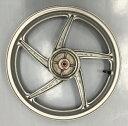 スーパーカブ110用 フロントキャストホイール 海外ホンダ純正部品 チューブレスタイヤ仕様 CAST WHEEL, FRONT フロントホイール