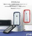iPhone12 Pro ケース iFace 米軍用MIL規格準拠 iPhone12 mini ケース 背面ガラス iPhone SE ケース 2020 背面クリア iPhone8 ケース TPUバンパー iPhone7 ケース iPhone7 カバー アイフェイス Reflection 耐衝撃 スマホケース リフレクション おしゃれ ストラップホールあり
