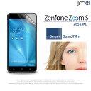 Zenfone Zoom S ZE553KL 保護フィルム 指紋防止光沢保護フィルム ゼンフォン ズーム s ケース カバー 保護シート スマホケース スマホ スマホカバー ASUS スマートフォン 液晶保護 携帯