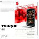 TORQUE G03 9H 液晶保護 強化ガラスフィルム 保...