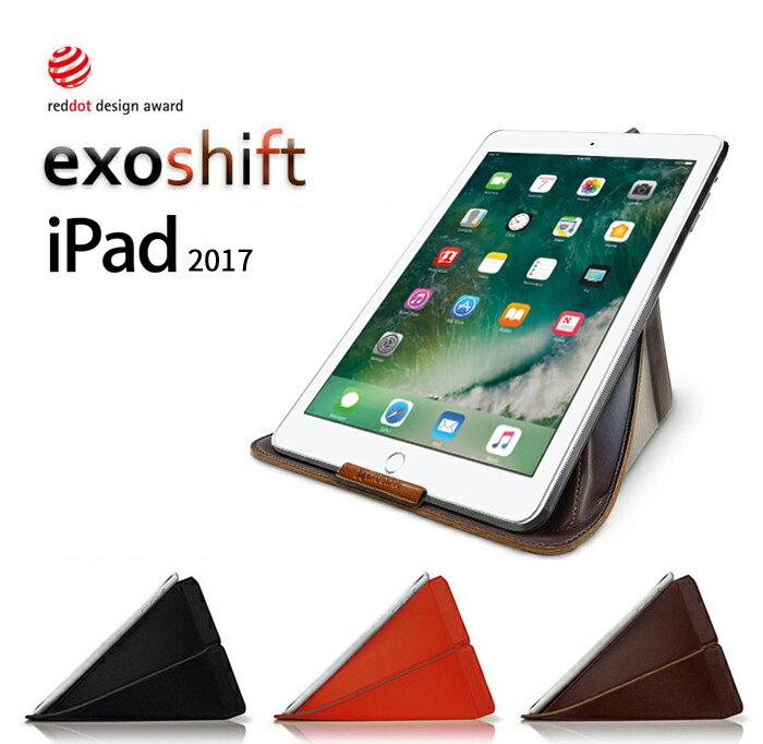 iPad ケース 2017年版 2段階スタンド機能レザーケース apple アップル simフリー タブレット カバー スタンド タブレットPC アイパッド