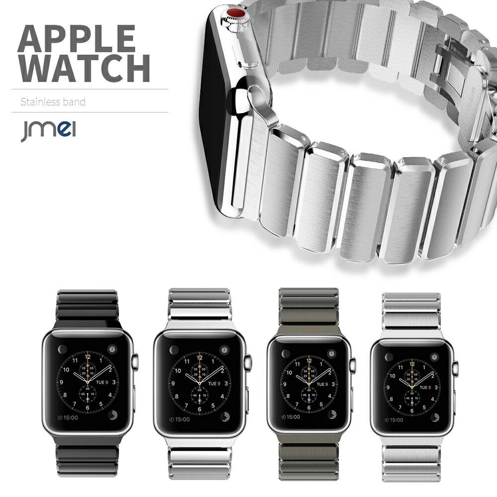 apple watch バンド ステンレス 42mm Series 1 2 3 対応 アップルウォッチ ベルト ブランド ビジネス
